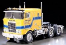 Tamiya RC Globeliner truck kit