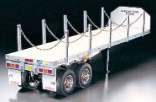 Tamiya Flatbed Semi-Trailer