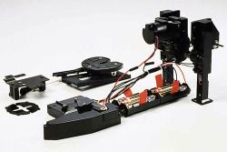 Tamiya truck motorized support legs
