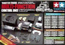Tamiya Tractor truck multi function control unit