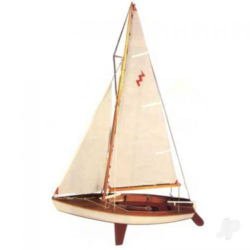 Dumas Lightning Sailboat Kit (1110)