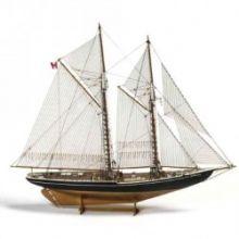 Billing Bluenose II Wooden Boat Model