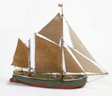 Billings Will Everard Wooden Boat Kit 1/67