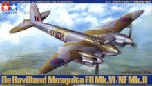 Tamiya De Havilland Mosquito FB MK.VI/NF MK.II