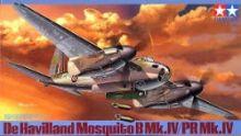 Tamiya De Havilland Mosquito B Mk.IV/PR Mk.IV