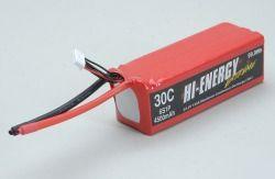 Hi-Energy Extreme 6S 22.2v 4500mAh 30C Li-Po