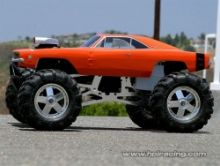 1969 Dodge charger body Savage/T-Maxx