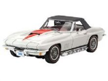 Revell 67 Corvette 427 convertible
