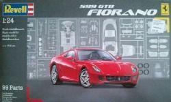 Revell Ferrari 599 GTB Fiorano