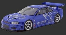 HPI Nissan Skyline R34 GTR body