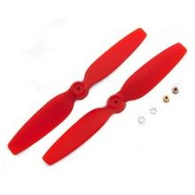 200 QX Red Propellers