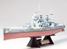 Tamiya Prince of Wales model ship