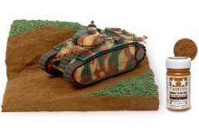 Diorama Texture Paint Soil Effect Brown