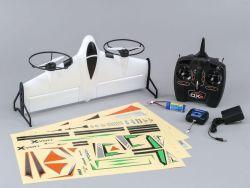 E-flite X-VERT VTOL RTF EU MD2