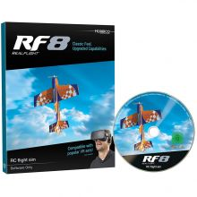 RealFlight 8 Simulator Software Only