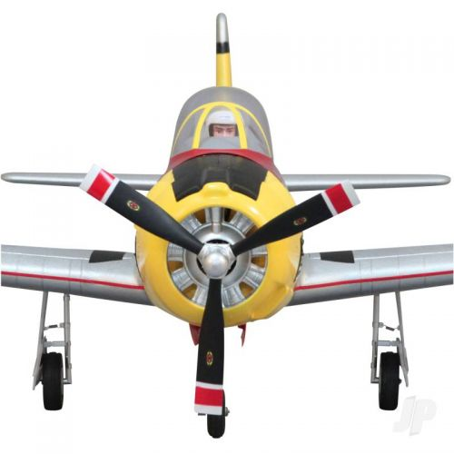 Arrows Hobby T-28 Trojan plug n play