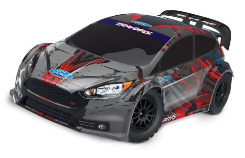 Traxxas Ford Fiesta ST 4WD Rally XL-5