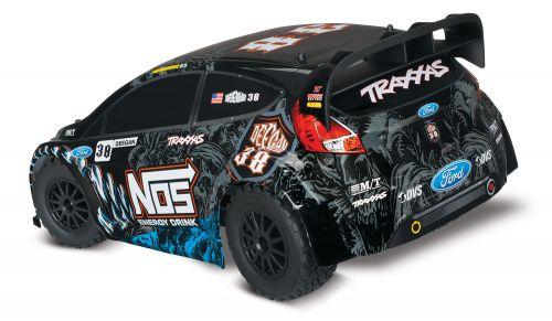 Ford Fiesta ST 4WD Rally NOS Deegan 38