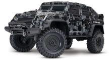 Traxxas TRX-4 Crawler Tactical Unit (TQi/No Batt/No Chg)