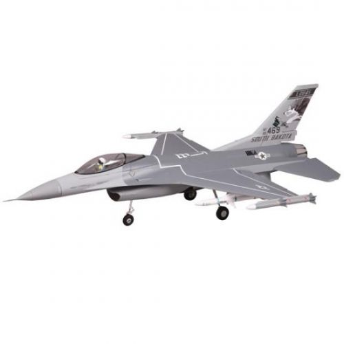 FMS F16 70mm EDF 875mm - ARTF - Grey