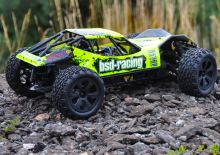 Flux Desert Assault V2 Buggy 4wd 1/10TH 7.4v Li-Po