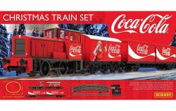 Hornby Coca-Cola Christmas Train Set (Pre-Order Only - Due Aug-September 2019)