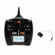 Spektrum DX6e 6-Channel Full Range DSMX Radio System with AR610 Receiver
