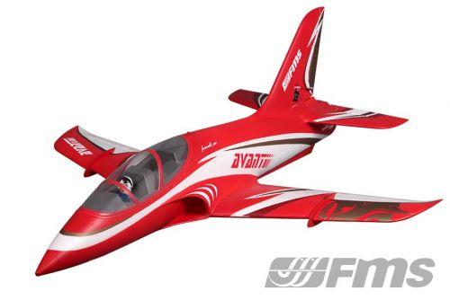 FMS 900MM Avanti 70mm EDF Jet artf