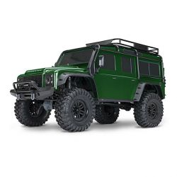 Traxxas TRX-4 Land Rover Defender 110
