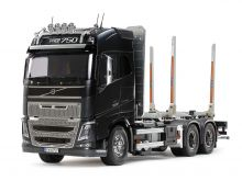 Tamiya Volvo FH16 Globetrotter 750 6x4 Timber truck