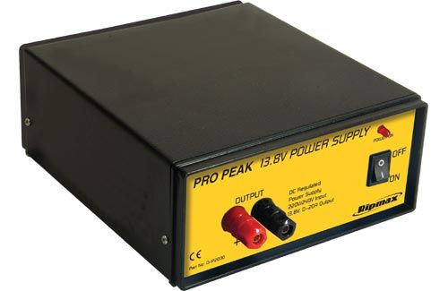 Pro-Peak Power Supply 13.8V 20A 275W