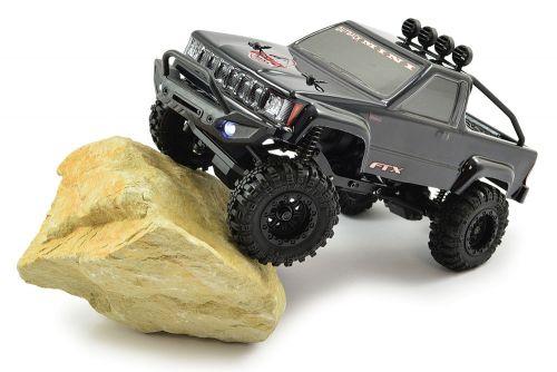 FTX Outback Mini 1:24 Trail Ready-To-Run Black