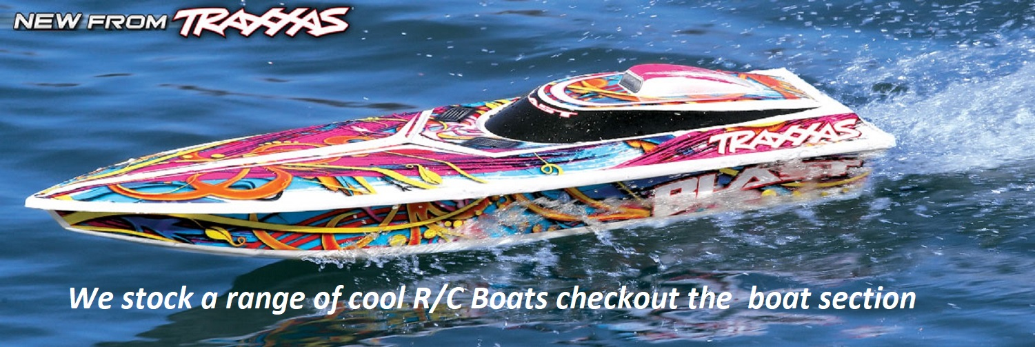 Radio Controlled Boats